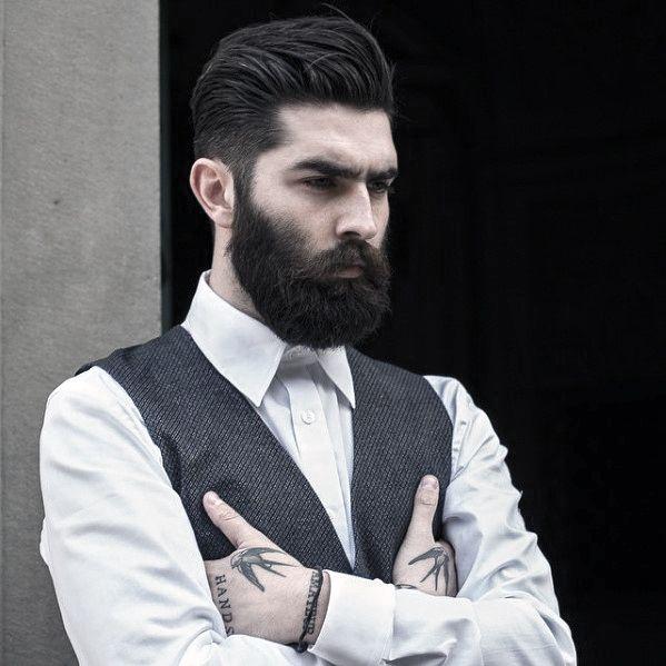 Professional Classy Beard Styles Beard Style Corner