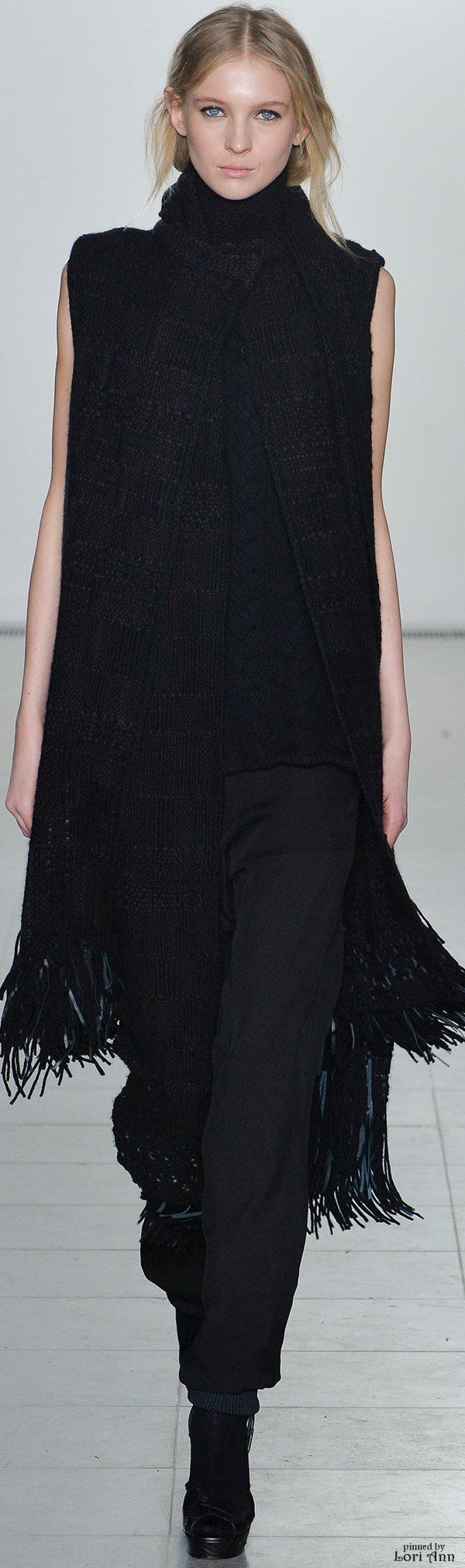 Pringle of Scotland Fall 2015 RTW V
