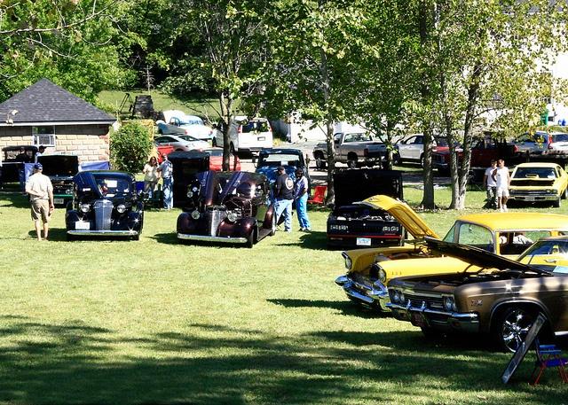 Culp Lake, Show & ShinePhotography No Nudity, Culp Lakes, Steve Cottril, Favorite Cars