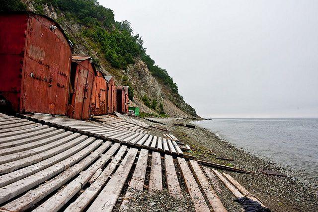 Petropavlovsk Kamchatsky shoreside