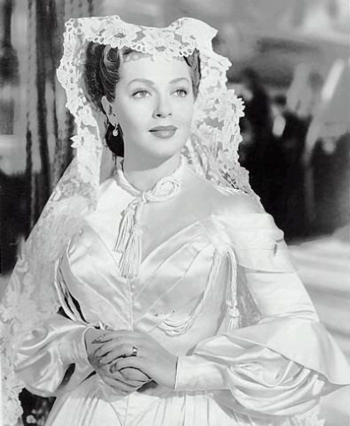"Lana Turner in ""Green Dolphin Street'', 1947"