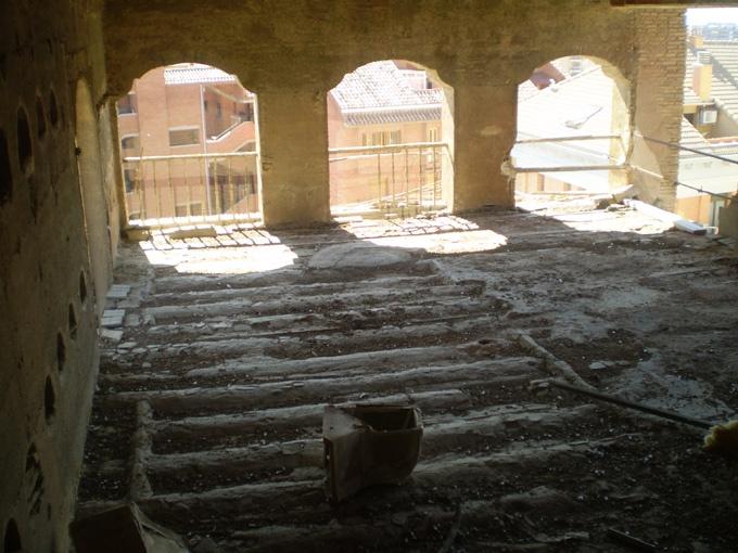 Rehabilitación del Archivo Histórico de Huesca | ACXT > http://www.galarq.com/gl/rehabilitacion-del-archivo-historico-de-huesca-acxt/