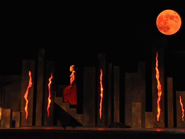 Mayou Trikerioti - Macbeth.