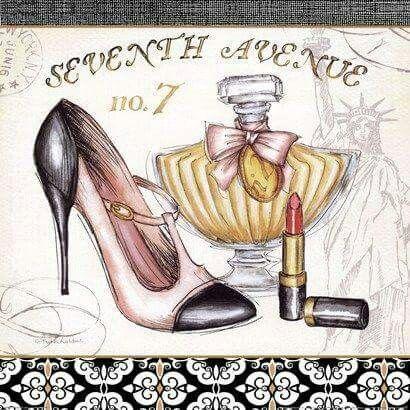 Fine Art imprimé–exotique Shoe I par Gango éditions, 24 x 24