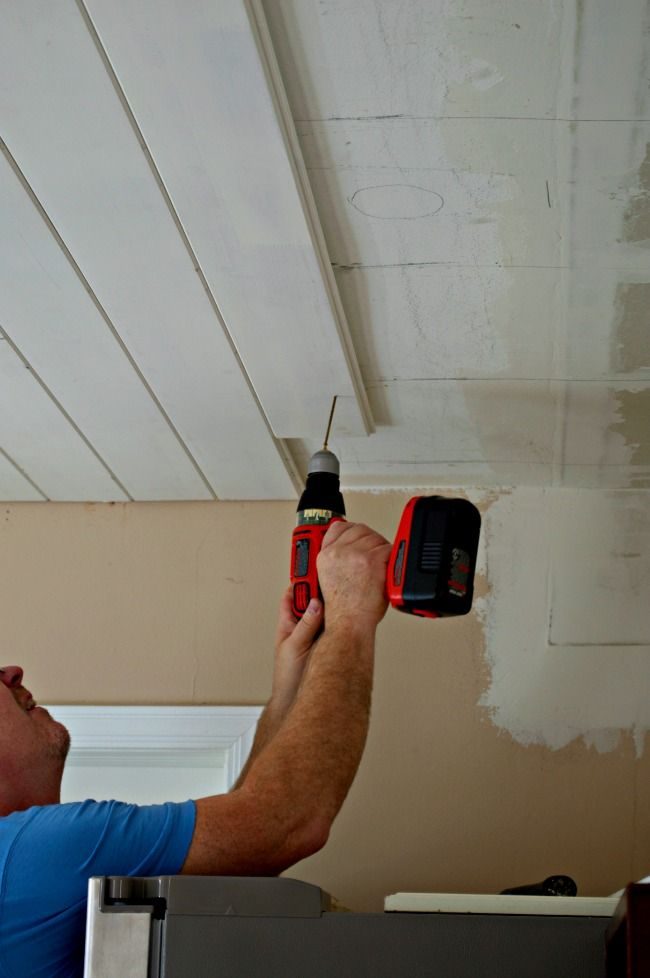 25 Best Ideas About Shiplap Ceiling On Pinterest
