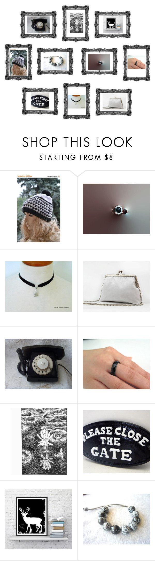 Treasury of etsy's loves by oldcastlechrista on Polyvore