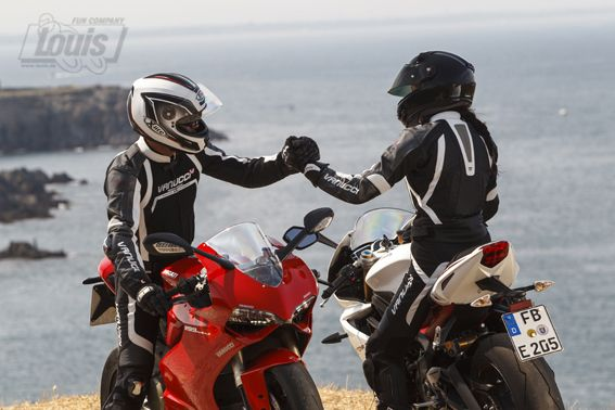 Vanucci Art XV Kombijacke #Motorrad #Motorcycle #Motorbike #louis #detlevlouis #louismotorrad #detlev #louis