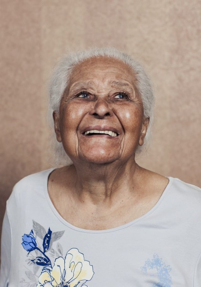 101 Years Old by Sally Peterson