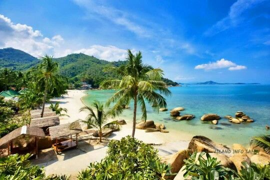 Crystal Beach, is a quiet, stunning and lesser known beach between Lamai Beach and Chaweng Beach, Koh Samui. www.islandinfokohsamui.com