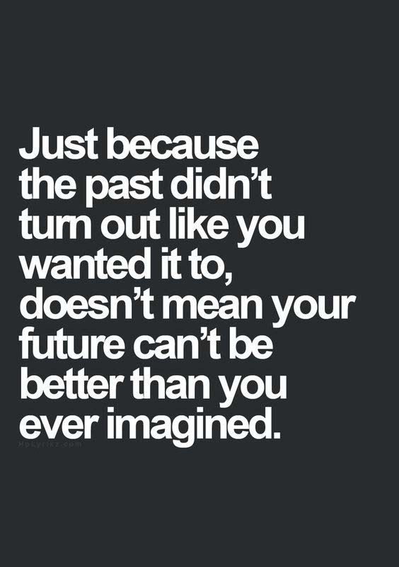 Very true. Life gives unexpected turns