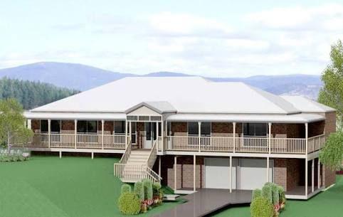 Image result for sloping block house plans australia