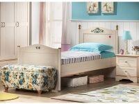 Παιδικό Κρεβάτι ημίδιπλο Flora SLF-1307