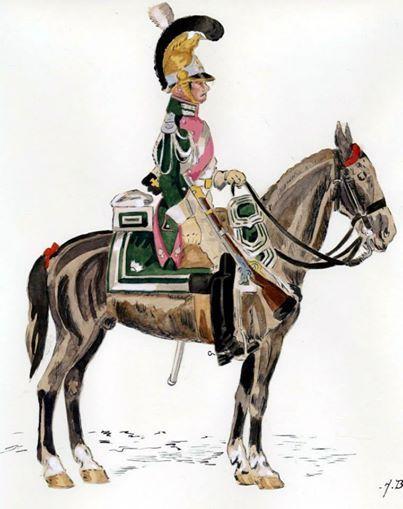 Guardie d'onore di Milano - Boisselier