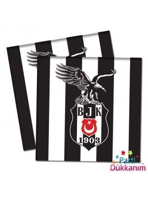 Beşiktaş Peçete (16 adet)