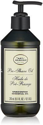 Aftershave and Pre-Shave: Pre-Shave Oil, The Art Of Shaving, 8 Oz Unscented -> BUY IT NOW ONLY: $57.6 on eBay!