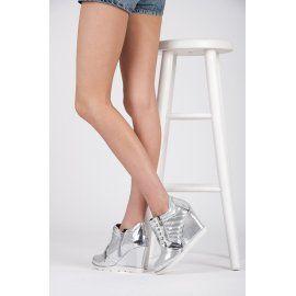 Pohodlné topánky na kline 11049-40S