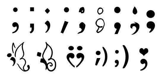 FULLY BOOKED Semicolon Tattoo Day at 717 Tattoo