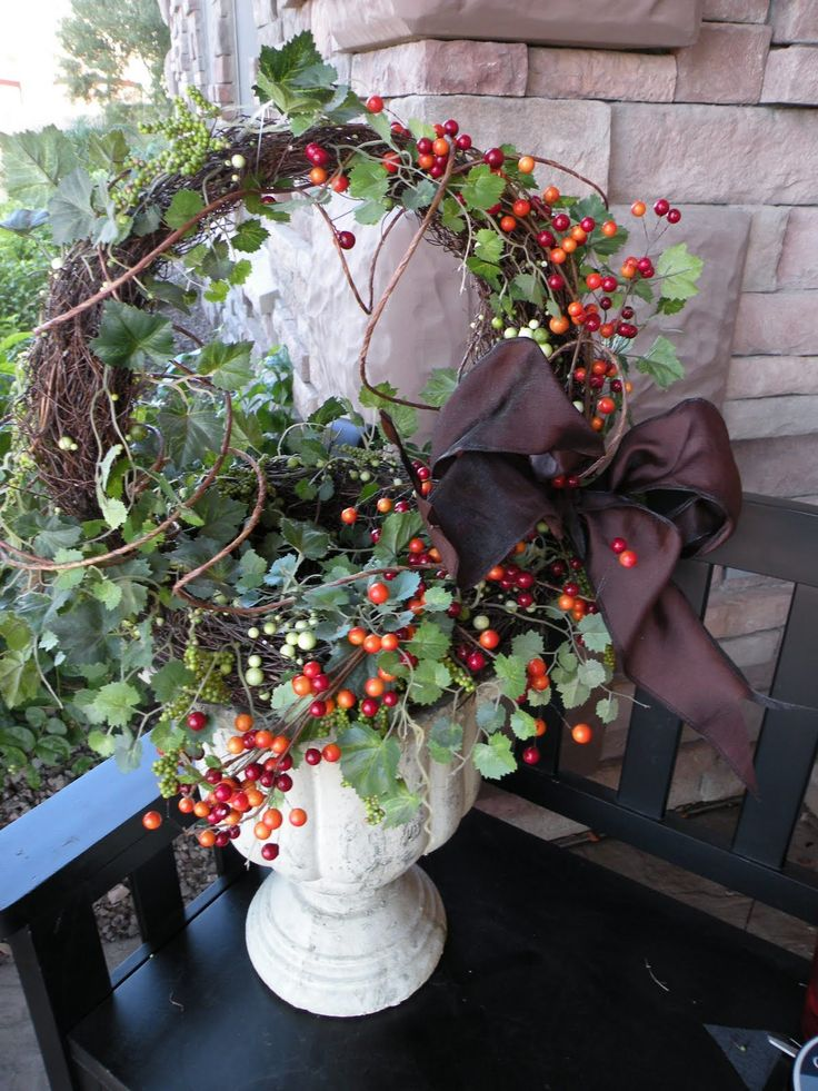 Creative home expressions pinterest inspired fall project for Home craft expressions decor