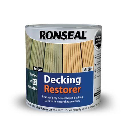 Decking Restorer 2.5L_2012