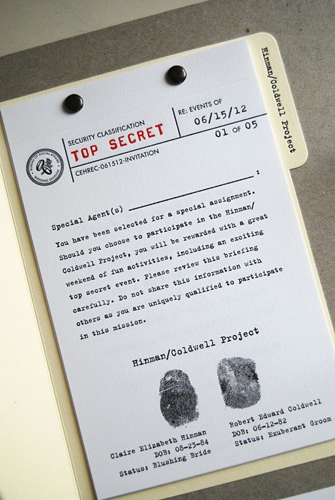 Assez 46 best Anniversaire Agent secret / Espion images on Pinterest  XL24