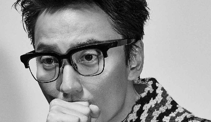Kim Nam Gil Shows His Goofy Side For Marie Claire