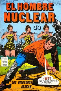 EL HOMBRE NUCLEAR Nº39 - [EXLUSIVO]