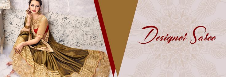 Buy latest Designer Sarees Online at Lowest Price. We have a huge collection of Heavy, Indian & Traditional Designer Sarees for online shopping. Grab the latest collection of Designer Sarees at India's biggest Ethnic Wear theethnicchic.com