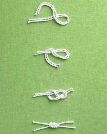 Carrick KnotDouble KnotSquare Knot