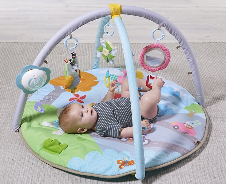 musical nature baby gym by taf toys http://www.taftoys.com/tafproduct/musical-nature-baby-gym/
