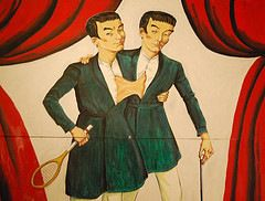 Gallery.ru / Фото #26 - Цирковые афиши - tatasha