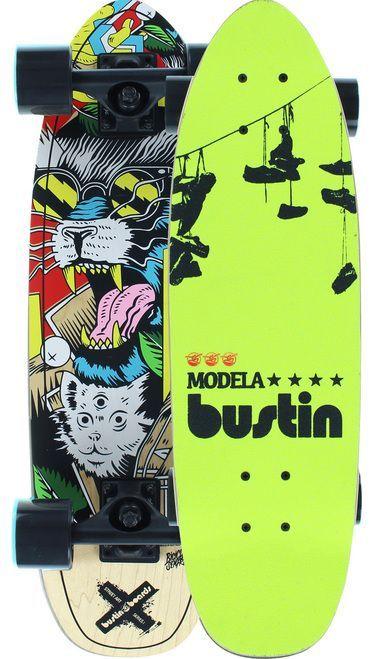 "Bustin Modela Bicicleta Cruiser Complete 7.6"""" X 26.3"""""