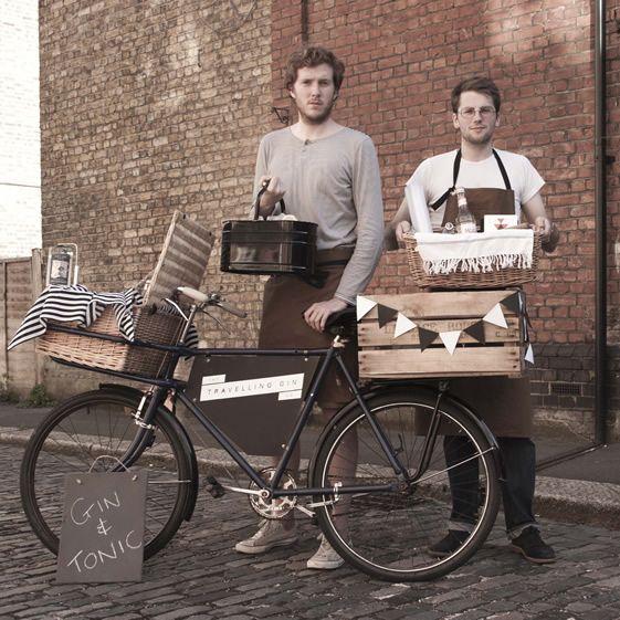 More cargo bike/ delivery bike love