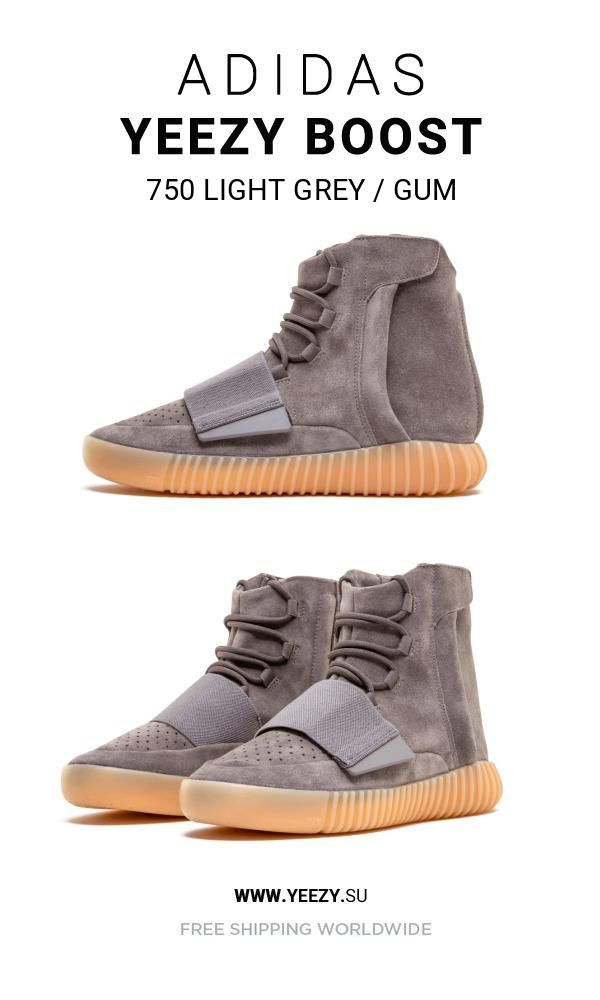 info for f6c64 e05df The best Adidas Yeezy Boost 750 Light Grey / Gum shoes ...