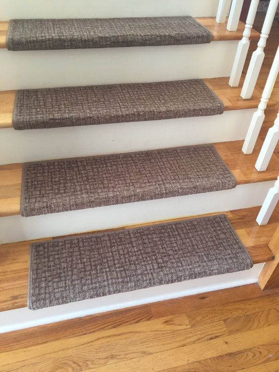5 Colors TRUE BullnoseTM Carpet Stair Tread Scenic City