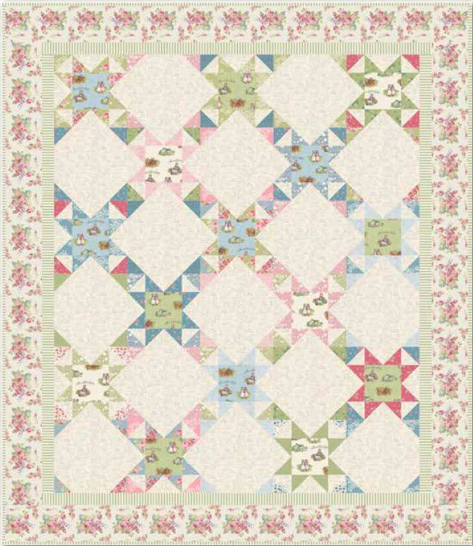 Anne Of Green Gables A Quilt For Anne Free Pattern
