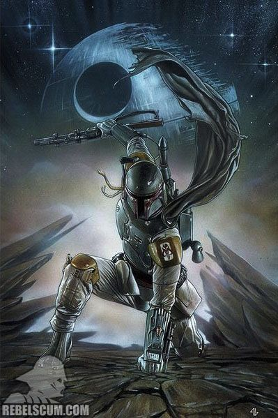Star Wars 1 Adi Granov Forbidden Planet