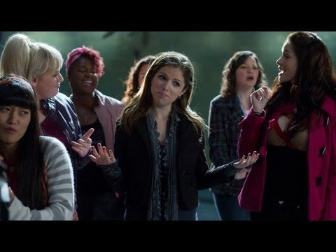 "Pitch Perfect - Clip: ""The Riff-Off"" Can't wait for this movie either!!!"