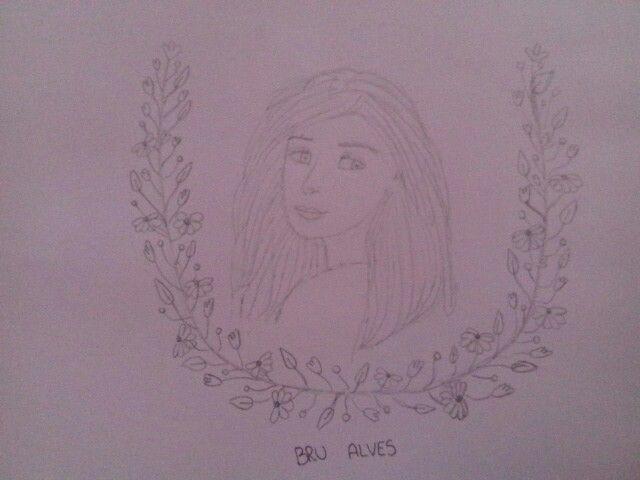 Desenho Feito A Lápis Simples Mas Com Amor Desenhos