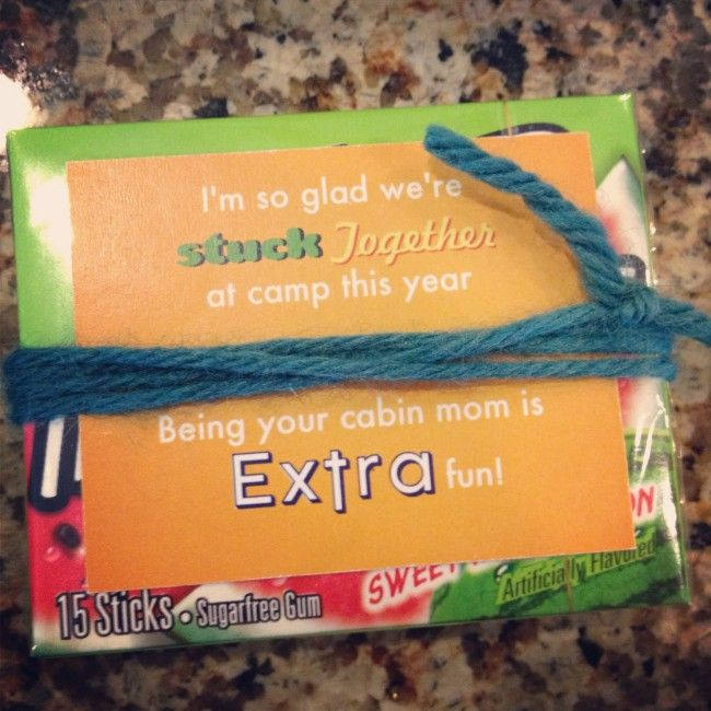 Knit Together in Love Girls Camp. Cabin Mom gift.