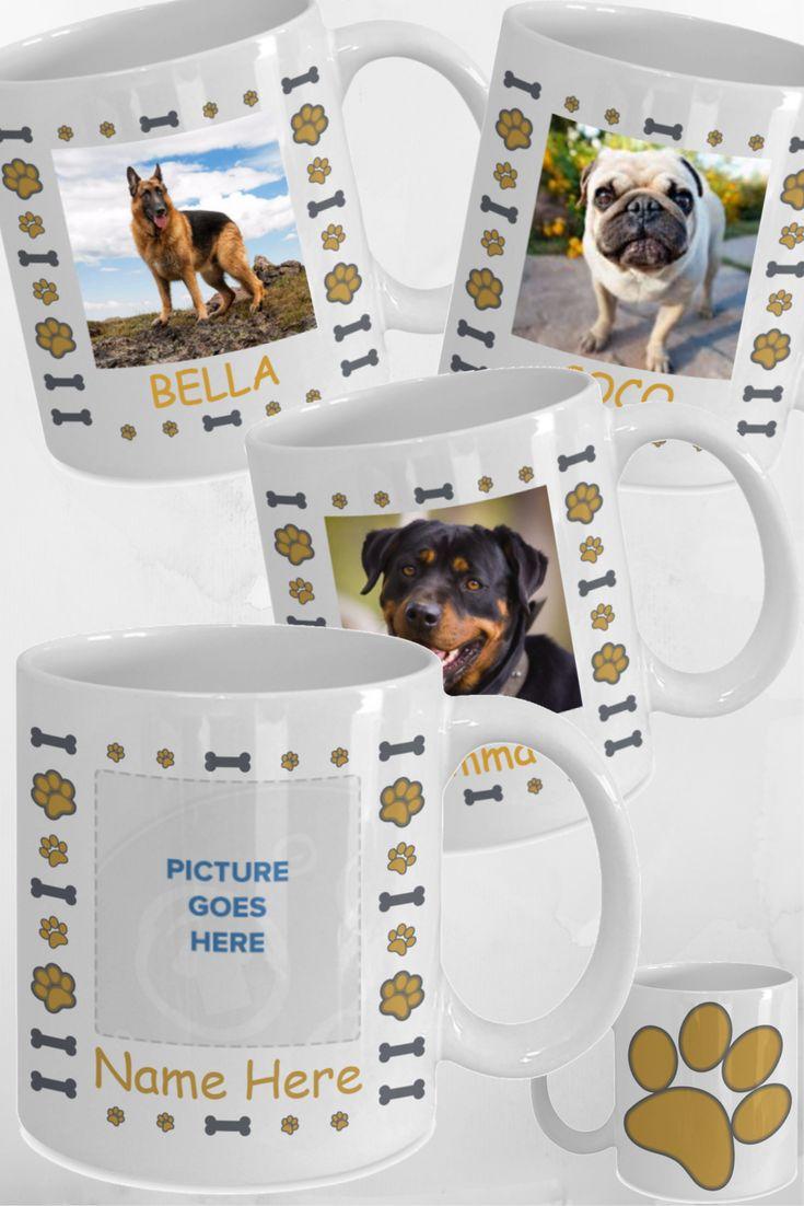 Custom Mug For Dog Lovers