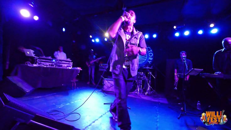 B-WELLZ: Live at The Knitting Factory Brooklyn - WILLiFEST 2013