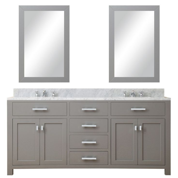 Double Bathroom Vanity Ideas best 25+ grey bathroom vanity ideas on pinterest | large style