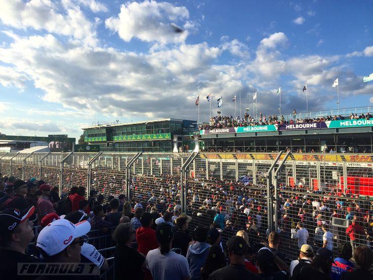 Melbourne F1 2016 podium celebration for Nico