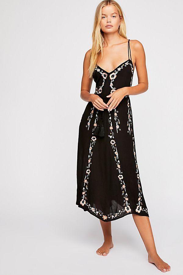 5247d2d842d2 Wild Georgia Slip | Dresses | Slip on, Black slip dress, Fashion