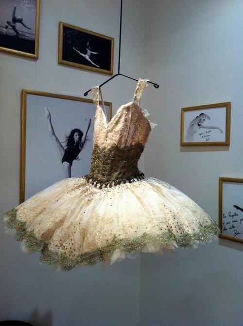 Classical Ballet Dress - Shoes Gallery, Selfridge, London