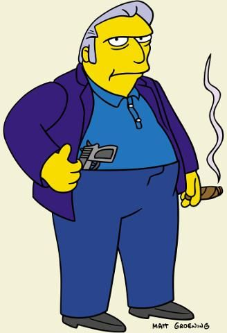5 personajes de Los Simpson ocasionales y secundarios, pero que dejaron su huella - Batanga