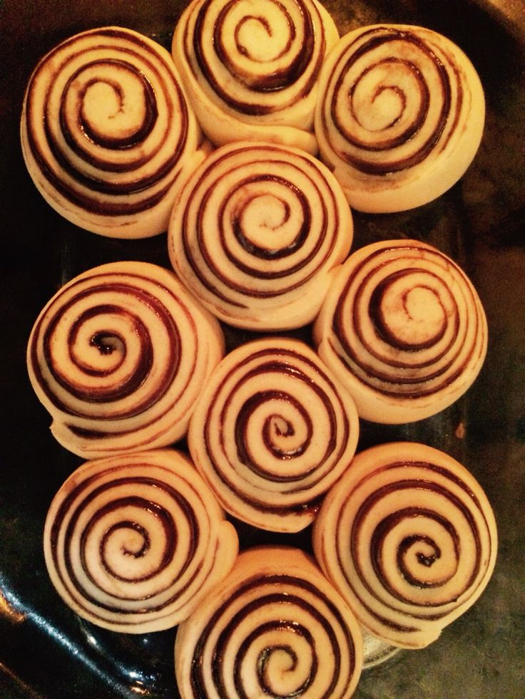 Paso 1 cinnamon