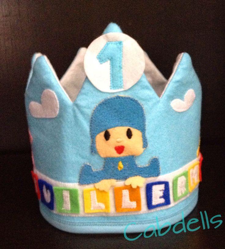 corona pocoyo - Cerca amb Google