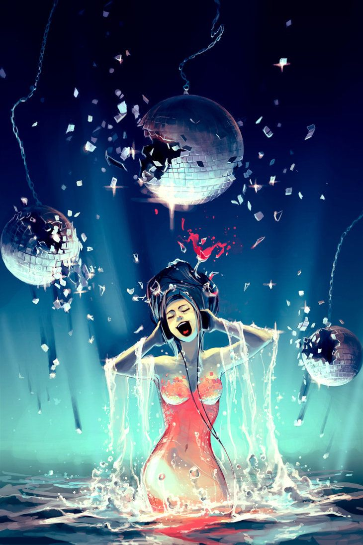 Music 5 by Cyril Rolando