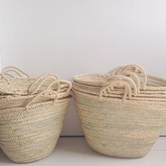 paniers french market baskets.